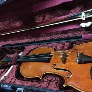 バイオリン(ビオラ、チェロetc)仲間募集!