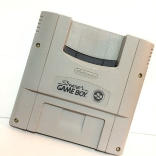 スーパーゲームボーイ (Super Game Boy)