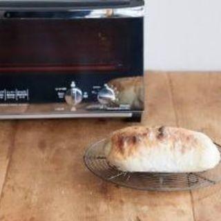 夜5分→朝15分で簡単美味しい焼き立てパン