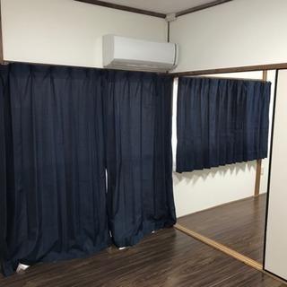 入居月と翌月の家賃ただ!椎の木アパート102号室