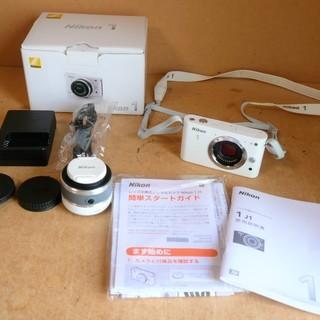 ニコン Nikon 1 J1 レンズ交換式デジタルカメラ◆どんな...