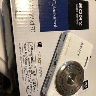 美品!SONY Cyber-shot DSC-WX170