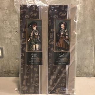 限定品 新品未開封 2体セット SDGr女の子 Lucia ルチ...