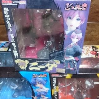超激安 シュラキ フィギュア 美少女 DVD クリアファイル付き 新品