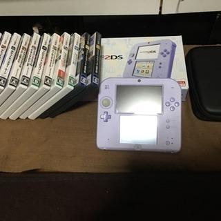 Nintendo 2DS ソフトセット