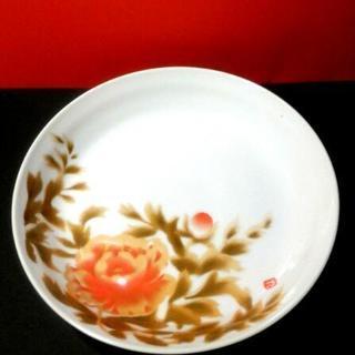 【値下げ】片岡鶴太郎 美濃焼盛り鉢