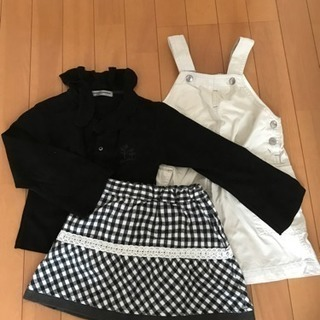 女の子 洋服