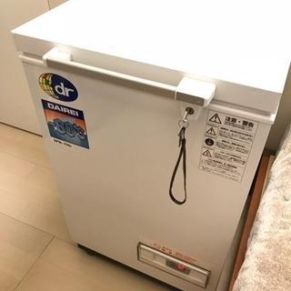 ダイレイ -60℃ 冷凍庫 【DFM-70S2】70L