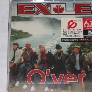 O'ver (CCCD) Single, Limited Edi...