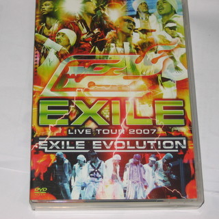 EXILE LIVE TOUR 2007 EXILE EVOLU...