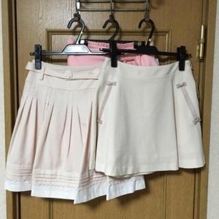 【3点セット】新品春物スカート