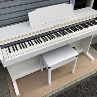 ♫中古電子ピアノ ローランド RP-501R/WH 2017年製♫