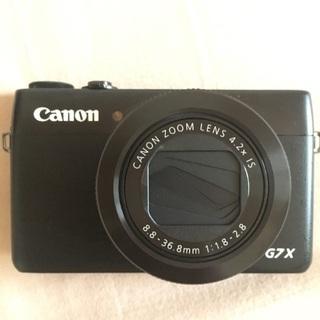 美品!Canon PowerShot G7X \( ¨̮ )/