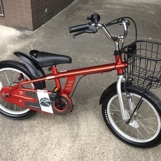 商談中 子供用自転車16インチ