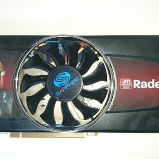 ジャンク Radeon HD 5850 1G  本体のみ
