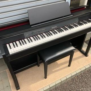 ♫中古電子ピアノ カシオ セルビアーノ AP-460BK 2016年製
