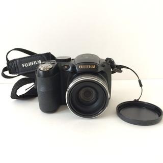 ロングズームデジタルカメラ FUJIFILM「FinePix S2...