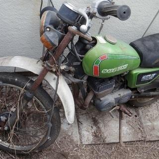 SUZUKI ハスラー50  50CC 6203キロ