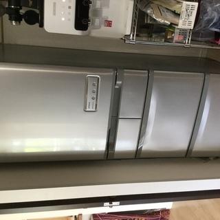 【都内無料配送】日立ノンフロン冷凍冷蔵庫(5ドア、415リットル)...