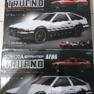 スプリンター トレノ 86 ラジコン
