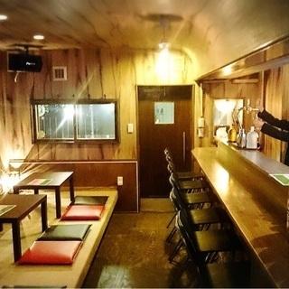 隠れ家 Bar 「Seclet」