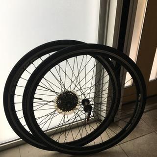 28インチ 自転車のタイヤ