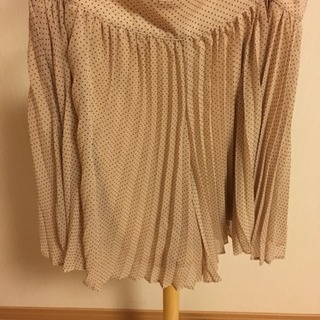 【大特価】ナチュラルビューティーのスカート  美品