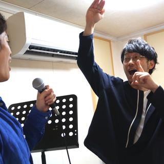 駅近くの大人のための隠れ家的ボーカル教室
