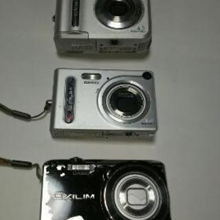 カシオデジタルカメラ