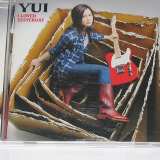 YUI       I LOVED YESTERDAY