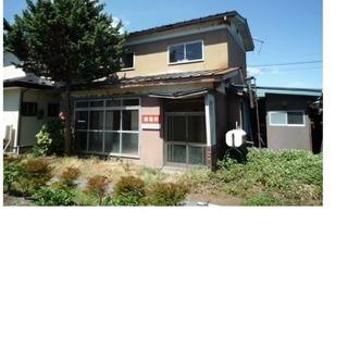 小中野の戸建て。驚愕の家賃¥9000。5年住んでくれたらあげます。