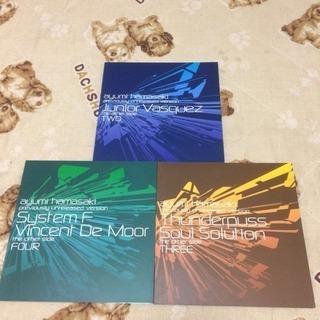 美品■浜崎あゆみ■3枚セット■previously ~■CD