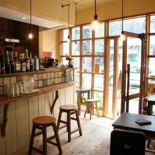 高円寺の可愛いカフェを丸ごとレンタル!