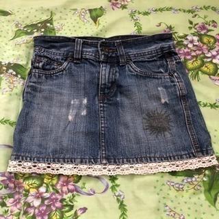 🌈Calvin Klein Jeansキッズスカート‼️