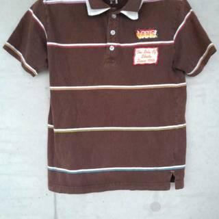 VANS ポロシャツ 200円