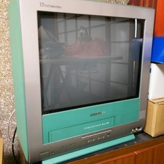 ★ビデオデッキ付きテレビ
