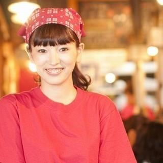 小倉駅近く 雰囲気良い◎の飲食店(おしゃれ居酒屋さん)でホールスタ...