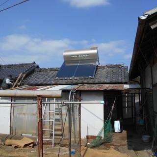 茨城 太陽熱温水器 ゆワイター サンワイター