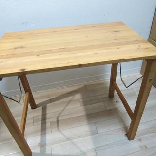 良品計画 折り畳みテーブル 登山 アウトドア テーブル 幅800...