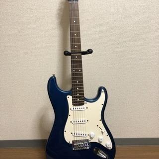 エレキギター スタンド付