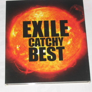 EXILE   CATCHY BEST  CD+DVD付き