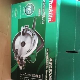 Makita 190mm 丸ノコ
