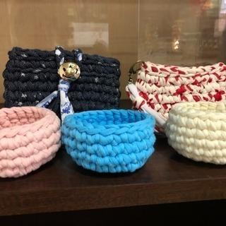 ズパゲッティで、はじめてのかぎ編み 上永谷