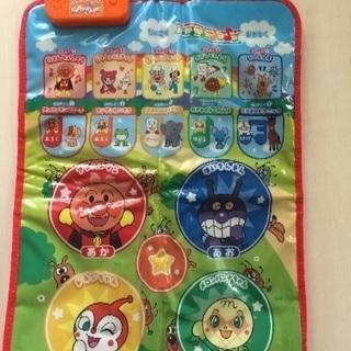 アンパンマン リトミックステップ 〜ほぼ未使用