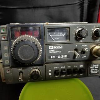 無線機(ICOM)
