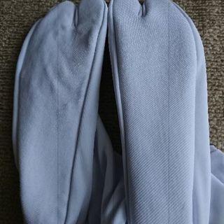 FUKUSUKEの足袋5枚コハゼ24~24.5cm