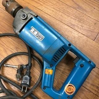 【電動工具】RYOBI変速ドリル DE-1310A