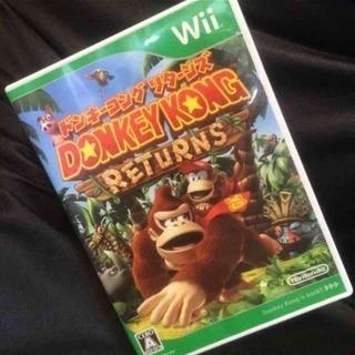 Wii U ドンキーゴング リターンズ