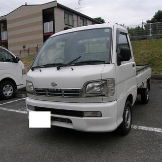 H11 ハイゼットトラック 走行3,1万キロ 4WD 5MT 1...