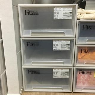 【受渡し予定】フィッツ Fits ロング